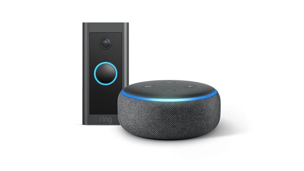 Amazon has discounted its Echo Dot 3rd gen and Ring Doorbell ahead of Black Friday.