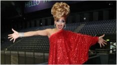 Bianca Del Rio has announced the UK leg of her Unsanitized Tour.