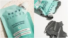 """BodyBlendz have released a vegan, anti-bacterial scrub and mask for """"fabulous"""" skin."""