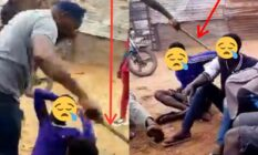 In Ghana, four reportedly gay men are thrashed