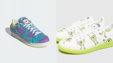 Adidas have released a Monsters, Inc. collection to celebrate the film's 20th anniversary.