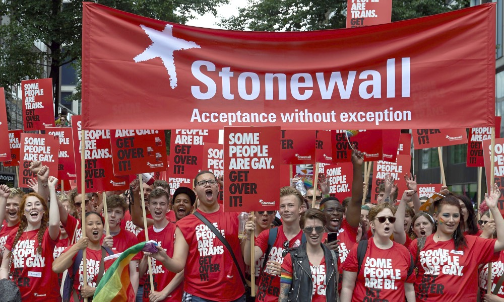 Stonewall leaders on beating the bullies and the LGBT+ movement's reckoning