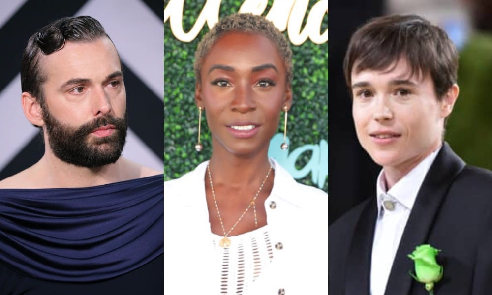 Elliot Page, Angelica Ross and JVN throw their weight behind trans Netflix staff