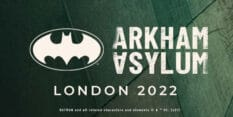 The Arkham Asylum Live Immersive Experience is heading to London in 2022.